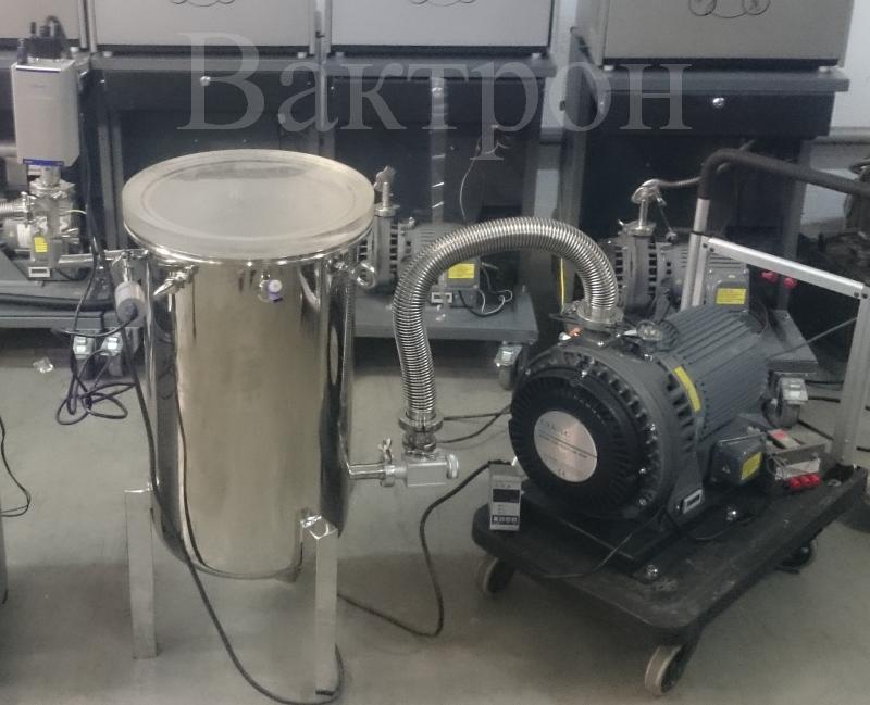 Вакуумные камеры для процессов дегазации полимеров, литья и контроля герметичности
