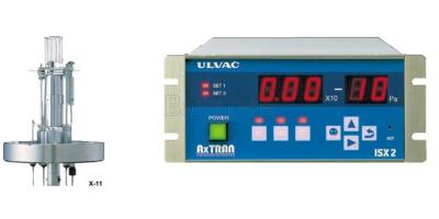 Вакуумметр Ax-Tran для сверхвысокого вакуума AxTRAN ISX2: 5х10-11 до 1×10-2 Па, 15%