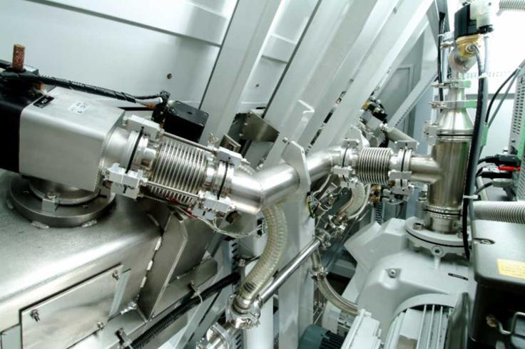 Установка контроля герметичности топливного бака