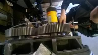 Ремонт вакуумного насоса Ulvac и PedroGil PMB