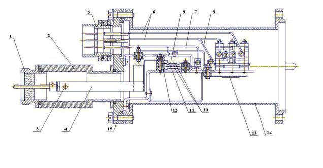 электрометрический усилитель схема